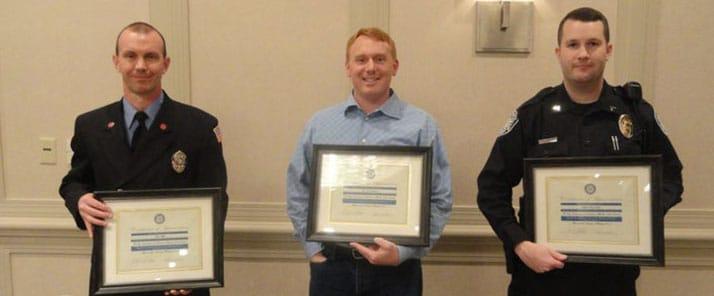Chiropractor Mauldin SC Jared Sargent Award