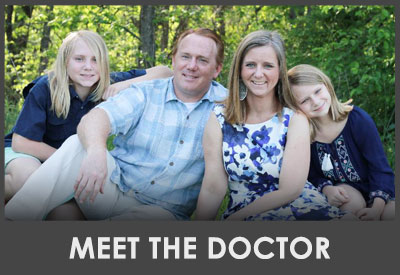 Chiropractor Mauldin SC Jared Sargent and Family